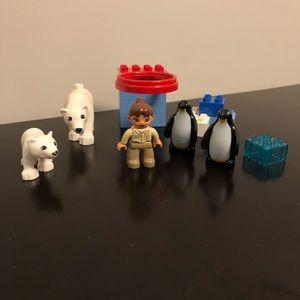 LEGO DUPLO Town Polar Zoo 5633